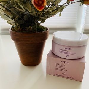 AVEDA Stress-Fix Body Creme- NWOT
